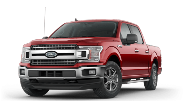 2020 Ford F-150 4WD Supercrew Truck